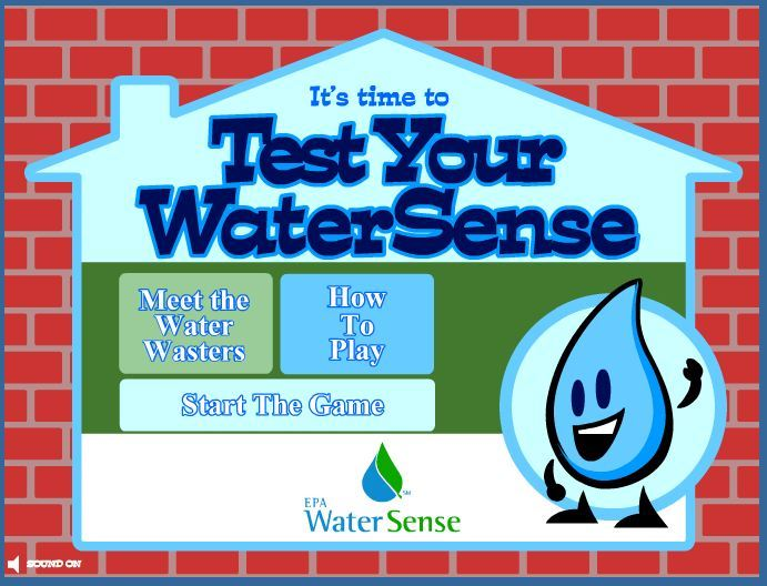 Test Your WaterSense!