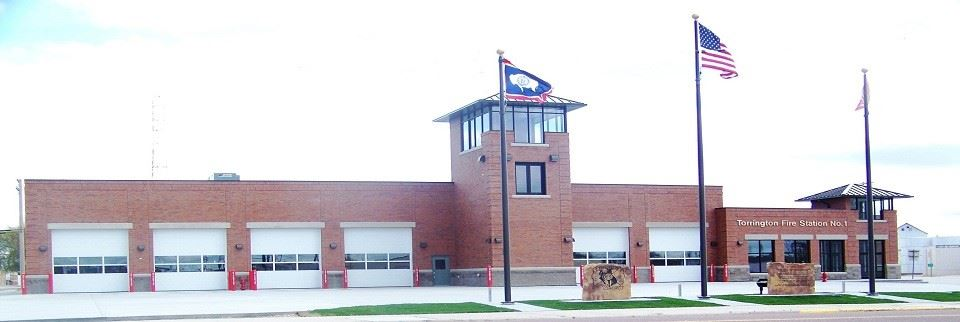 Torrington Volunteer Fire Department Station 1