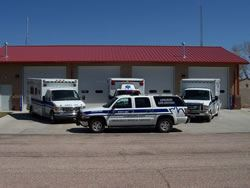 Emergency Medical Services Vehicles