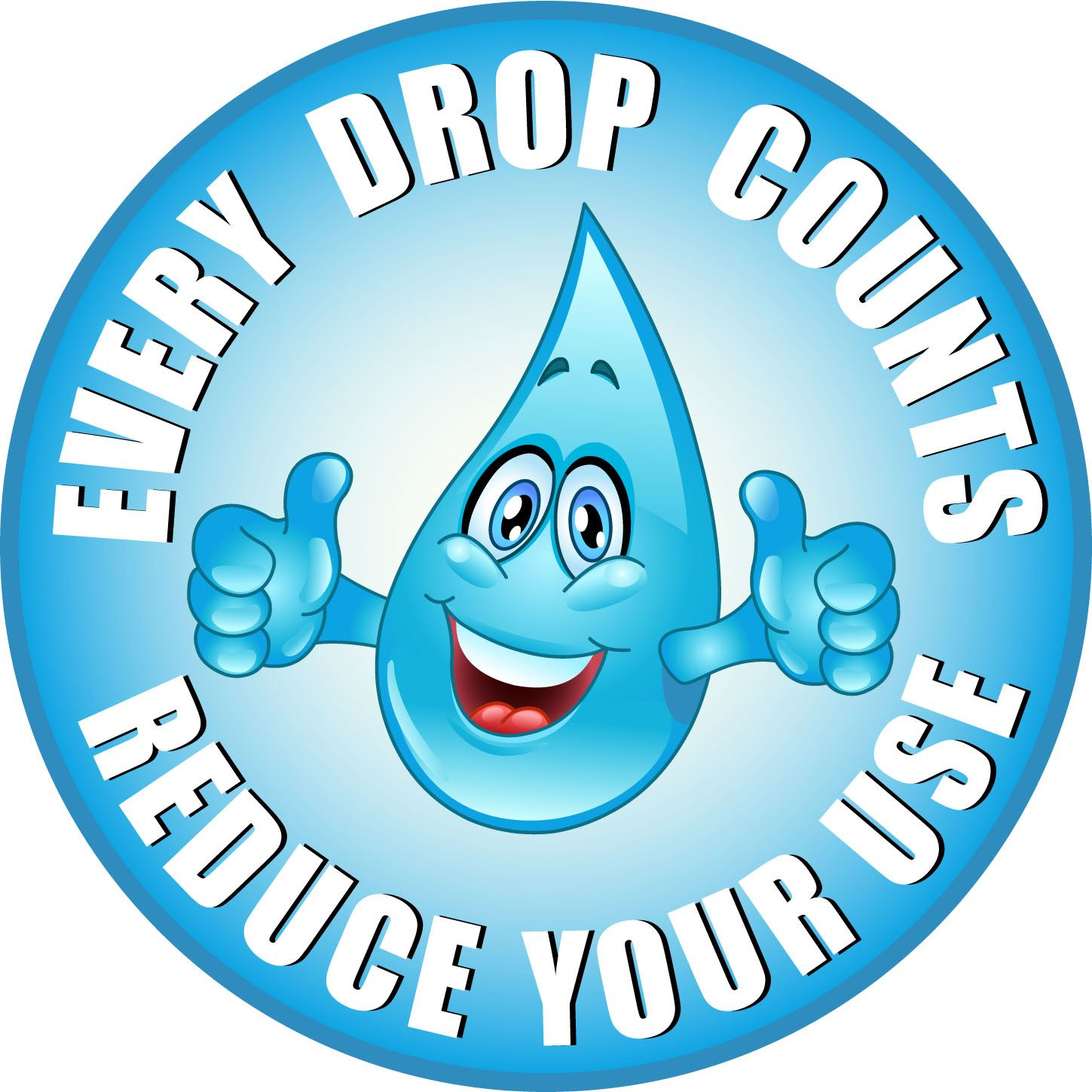 Every Drop Counts - Reduce Your Use