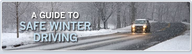 A Guide to Driving in Winter Weather