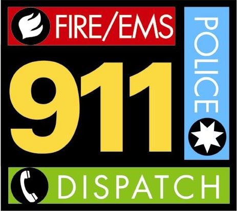 Fire-EMS, Police Dispatch 911